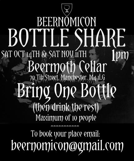 bottle share OCT NOV