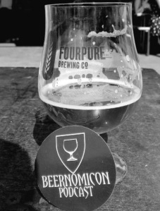 beernomicon craft beer podcast at fourpure