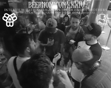 bissell brothers brewing podcast interview with northern monk for beernomicon