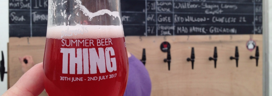 beer festival craft beer podcast for beernomicon in manchester