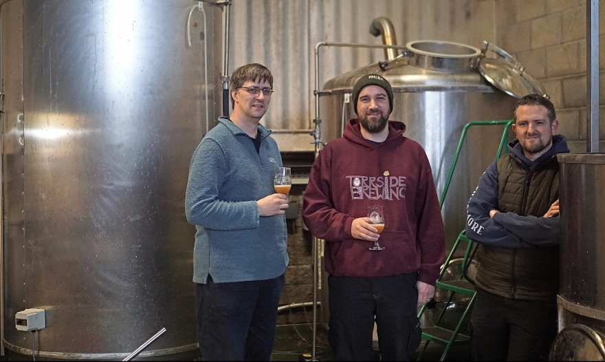 torrside brewing interview with beer podcast beernomicon