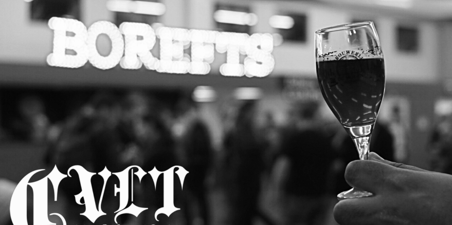 borefts beer festival beernomicon podcast for cvlt confession