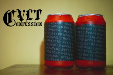 Cvlt Con Mystery Beers